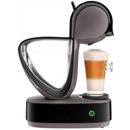 Delonghi Macchina caffe' espresso - Infinissima + 32 Capsule Edg260.g Nero