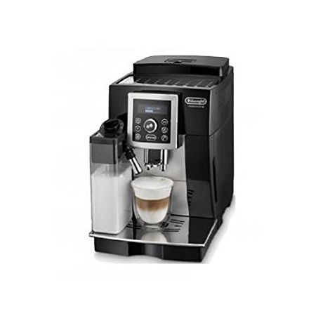 De Longhi Display digitale a 2 righe di testo in 16 lingue - Ecam23.463.b