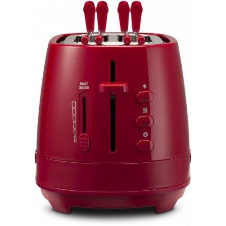 Delonghi Tostapane 550 w - Ctlap2203.r Rosso