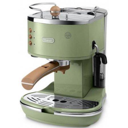 Delonghi Macchina caffe' espresso - Ecov 311 Vintage Verde