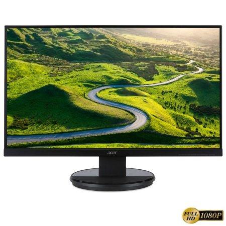 """Acer Monitor 16:9 IPS 27"""" LED - Monitor K2 - K272HLEbid"""