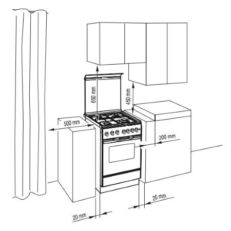 De Longhi Cucina 60x60 Libera installazione - Dmw 664 V
