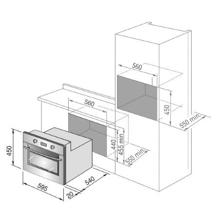 Delonghi Forno elettrico - Smx6com