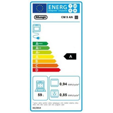 Delonghi Forno elettrico 2150 w - Cm 9 An Ed
