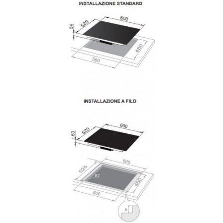 Delonghi Piano cottura ad induzione - Pin 62