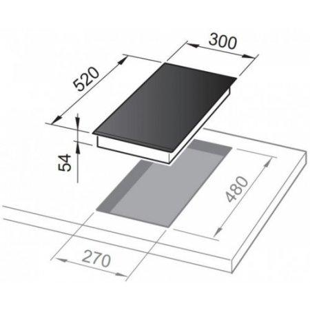 Delonghi Piano cottura ad induzione - Pin 32
