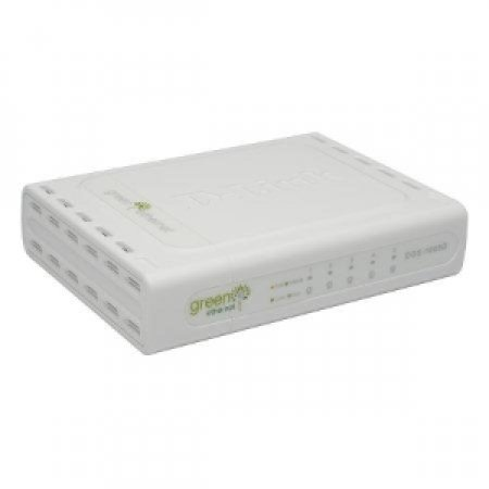 D Switch Gigabit Ethertnet per ambienti SOHO & SMB - LINK - DGS 1005D