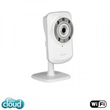D Videocamera Wireless N Day&Night - LINK - IP CAMERA DCS-932L