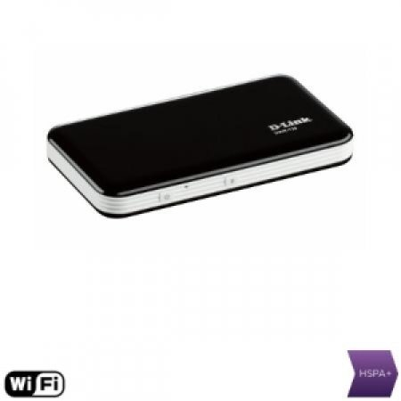 D-LINK - Router WiFi 3G - DWR-730