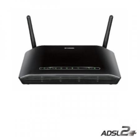 D Router Wireless N - LINK - DSL-2750B