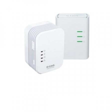 D-LINK - KIT POWERLINE MINI AV500 DHP-W311AV