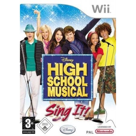Halifax - Wii Disney Sing Itswih05