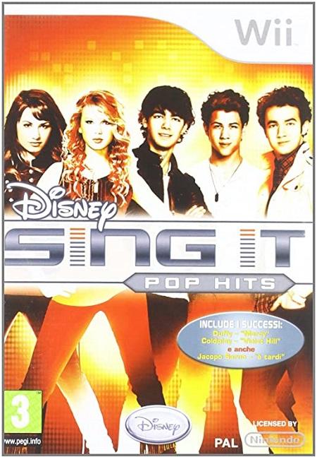 Disney Sing It: Pop Hits - Swid17