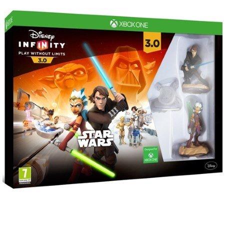 Disney Disney Infinity 3.0 Star Wars Starter Pack per XBOX ONE - Infinity 3.0 Star Wars Starter Pack XBOX ONE
