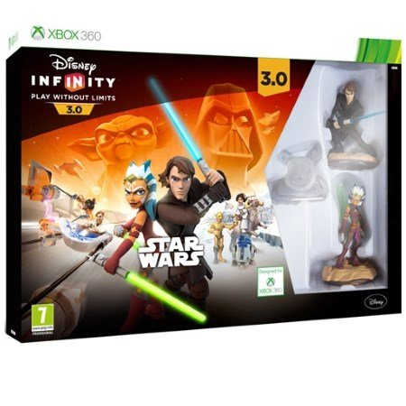 Disney - Infinity 3.0 Star Wars Starter Pack XBOX360