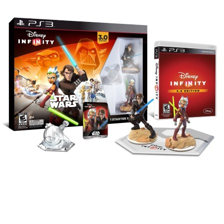 Disney Disney Infinity 3.0 Star Wars Starter Pack per PlayStation 3 - Infinity 3.0 Star Wars Starter Pack PS3