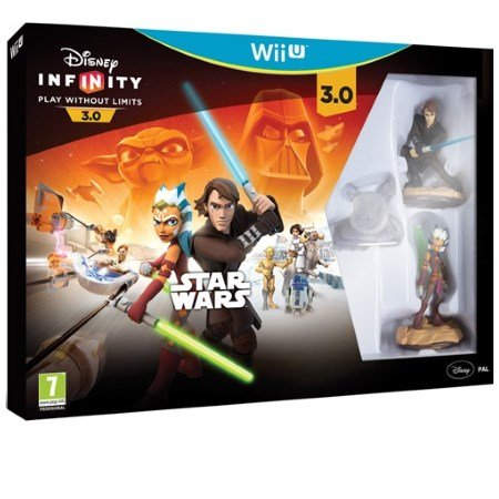 Disney - Infinity 3.0 Star Wars Starter Pack WiiU