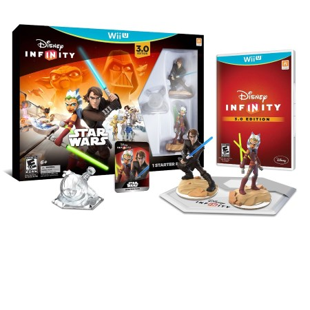 Disney Disney Infinity 3.0 Star Wars Starter Pack per WiiU - Infinity 3.0 Star Wars Starter Pack WiiU