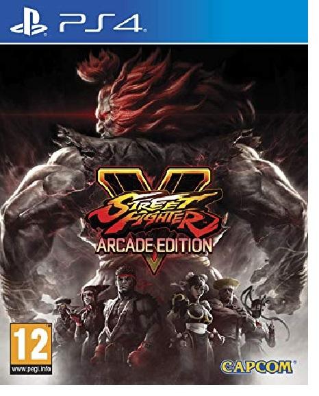 Disney Street Fighter V Arcade Digital Bros Street Fighter V: Arcade Edition - Sp4s16