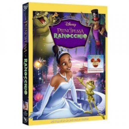WALT DISNEY Titolo: La principessa e il ranocchio - LA PRINCIPESSA E IL RANOCCHIO