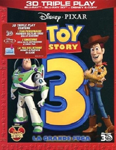 BRD TOY STORY 3 3D+2D+E-COPY