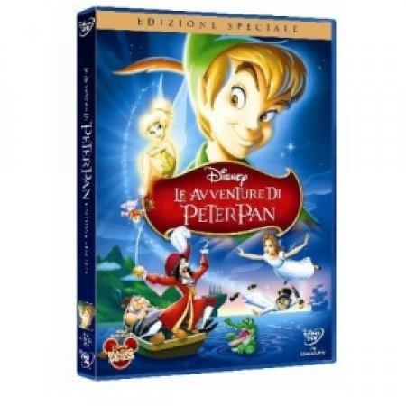 WALT DISNEY Le Avventure di Peter Pan in Edizione Speciale 2012 - LE AVVENTURE DI PETER PAN - ED.SPEC