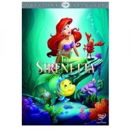 WALT DISNEY - DVD LA SIRENETTA DIAMOND EDITION