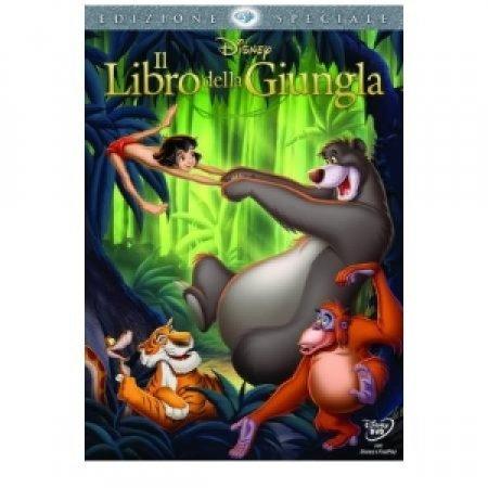 WALT DISNEY - IL LIBRO DELLA GIUNGLA SP.ED. DVD