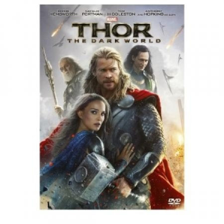 WALT DISNEY - THOR THE DARK WORLD DVD
