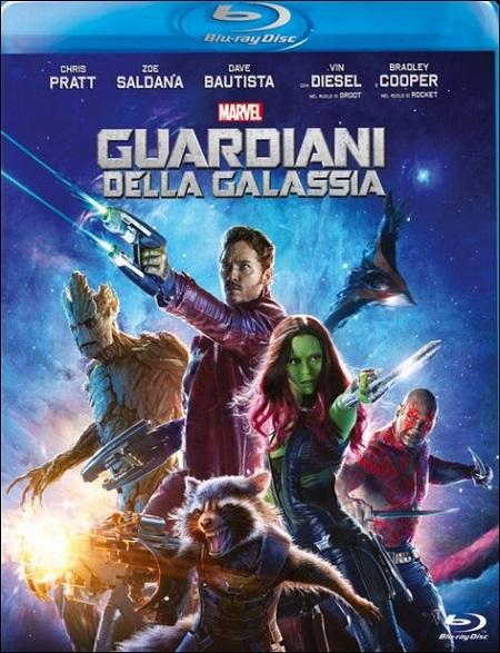 BRD I Guardiani della Galassia