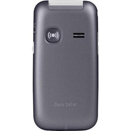 Doro Cellulare dualband gsm - 2424grafite-bianco
