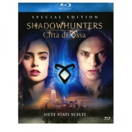 EAGLE PICTURES Titolo: Shadowhunters Città Di Ossa - SHADOWHUNTERS SPECIAL ED. BLUE-RAY