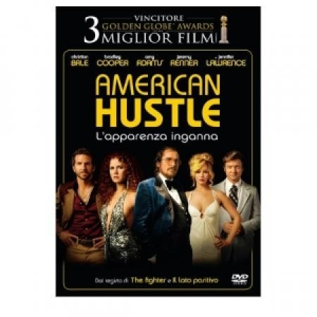 EAGLE PICTURES - AMERICAN HUSTLE DVD
