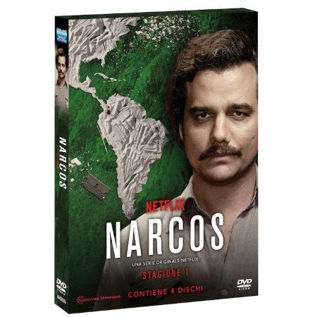 Eagle Pictures Genere Serie TV - Dvd Narcos Stag 1 Special Ed