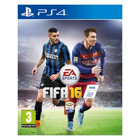 Electronic Arts - Fifa 16 Ps4