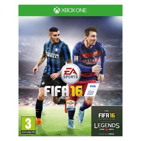 Electronic Arts FIFA 16 - Fifa 16 Xbox One