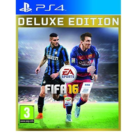 Electronic Arts Genere: Sport - Fifa 16 Deluxe Edition PS4