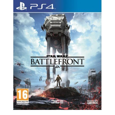 Electronic Arts - Star Wars: Battlefront PS4