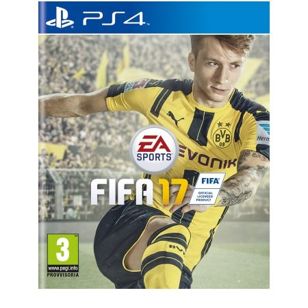 Electronic Arts - Fifa 17 Ps4
