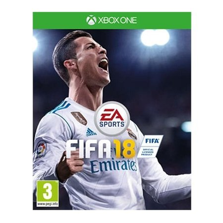 Electronic Arts Piattaforma Xbox one - Fifa 18 - 1034499