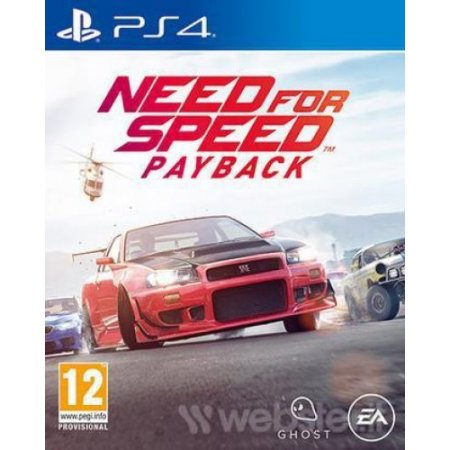 Electronic Arts Gioco adatto modello ps 4 - Ps4 Need For Speed Payback 1034572