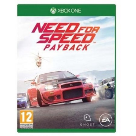 Electronic Arts Gioco adatto modello xbox one - Xbox One Need For Speed Payback1034583