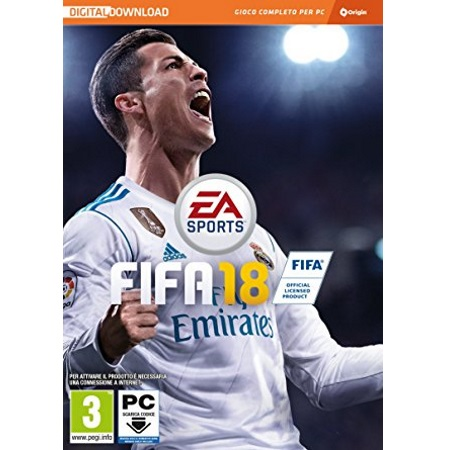 Electronic Arts Piattaforma Pc - Pc Fifa 18 - 1034465