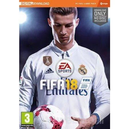 Electronic Arts - Pc Fifa 18 - 1034465