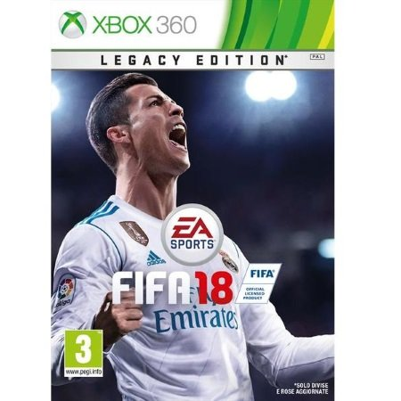 Electronic Arts - FIFA 18 - 1034447