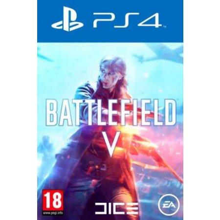 Electronic Arts Gioco adatto modello ps 4 - Ps4 Battlefield V 1047912