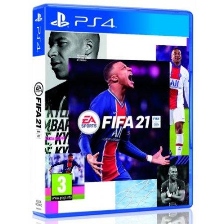 Electronic Arts Gioco adatto modello PS4 - Ps4 Fifa 21