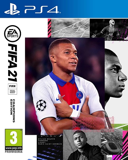 PS4 FIFA CHAMPION EDITION
