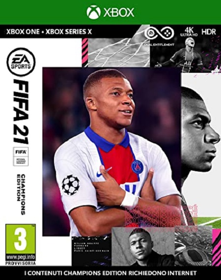 XBOX ONE FIFA CHAMPION EDITION
