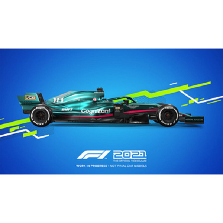 PS4 F1 2021 Genere: Formula 1